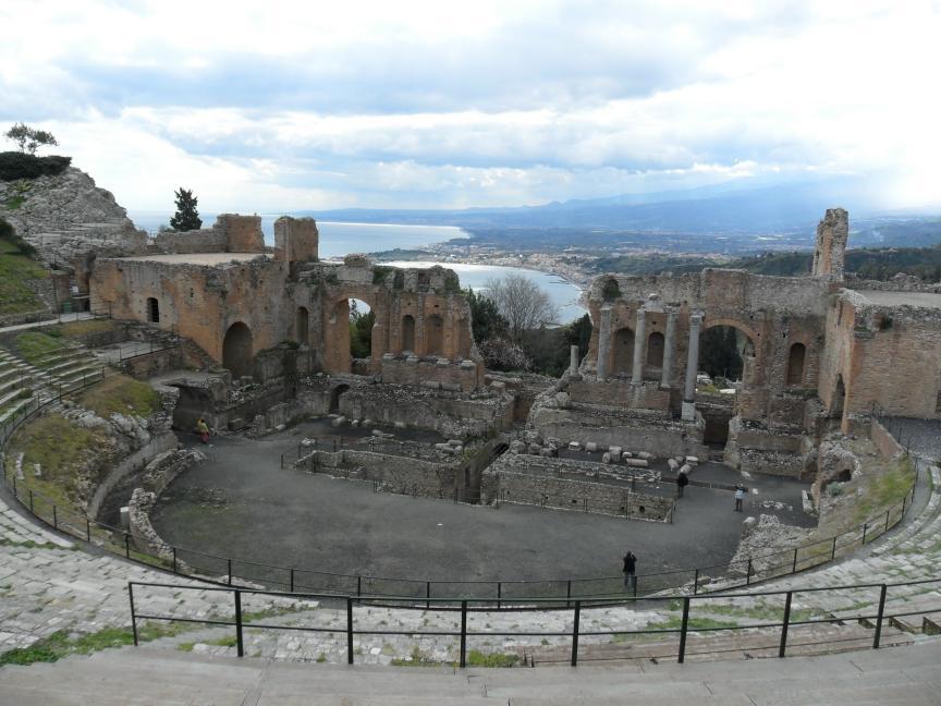 Theatro Antico - Taormina