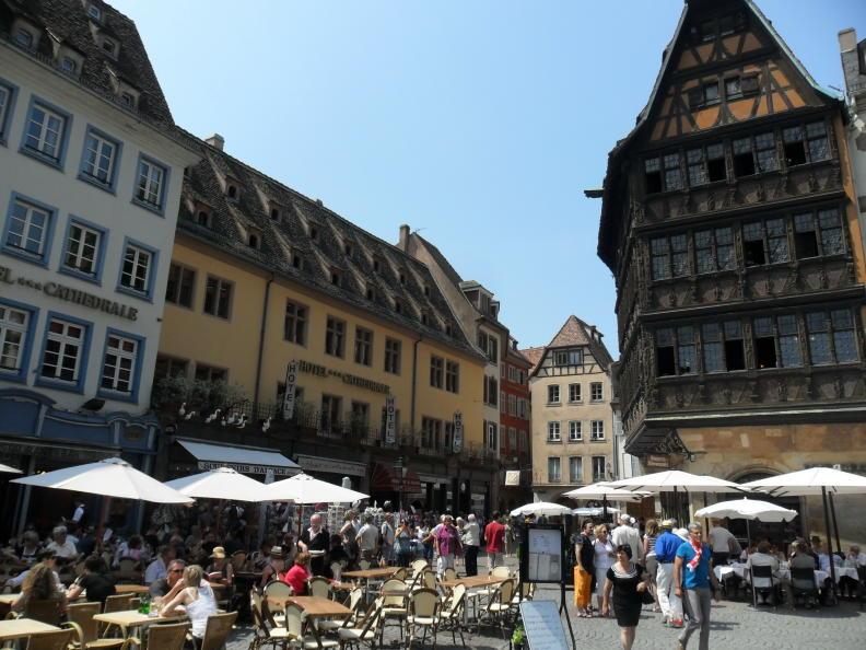 Altstadt - Tipps für Straßburg
