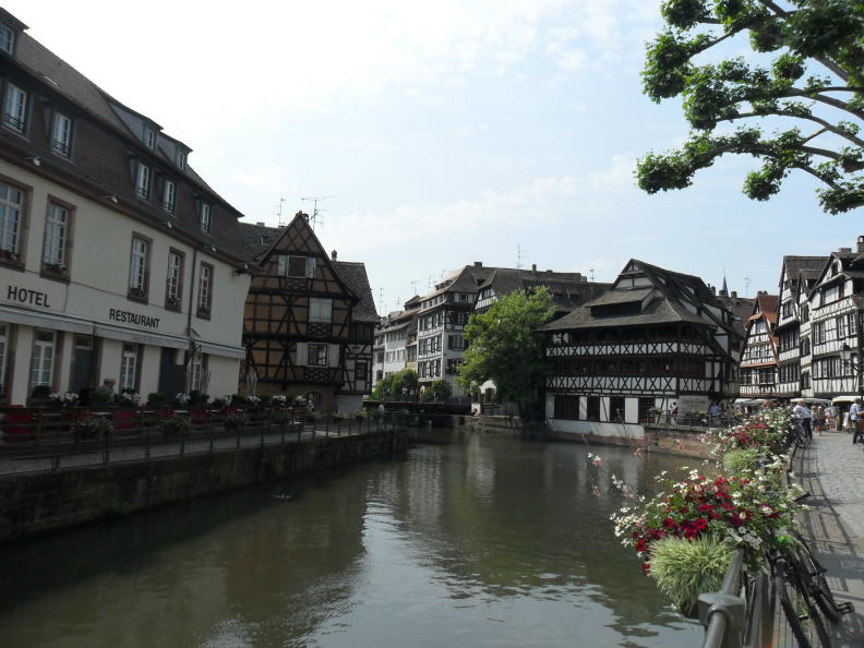 La Petite France - Tipps für Straßburg