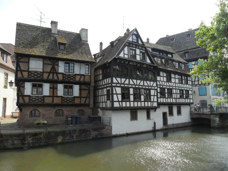 La Petite France - Straßburg_