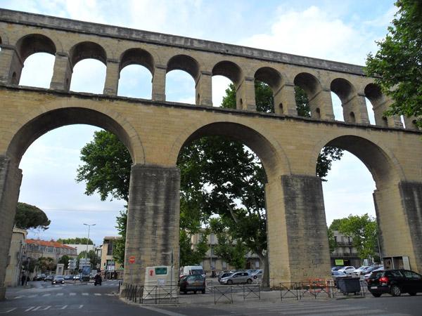 Aqueduc-Saint-Clément - Montpellier