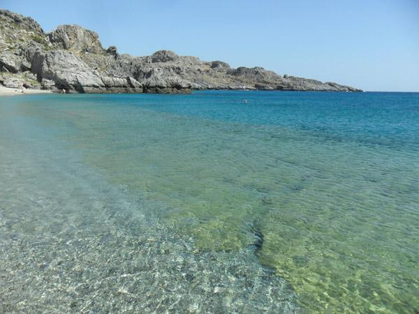 Damnoni Bay - Süden von Kreta