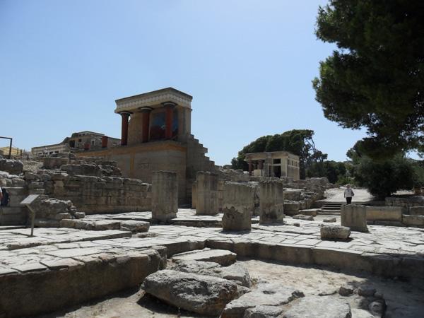 Palast von Knossós