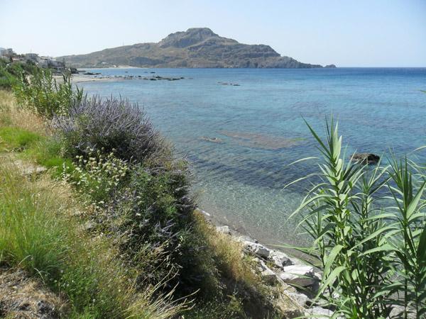 Süden von Kreta