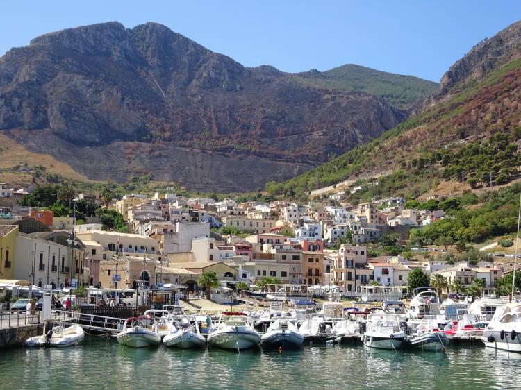 Hafen von Castellammare del Golfo