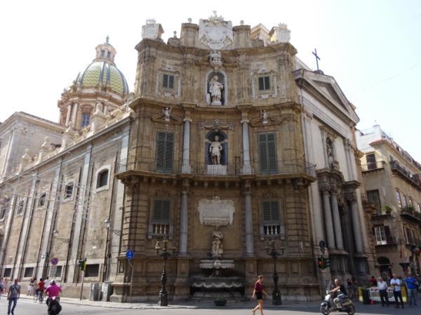 I Quattro Quanti - Palermo