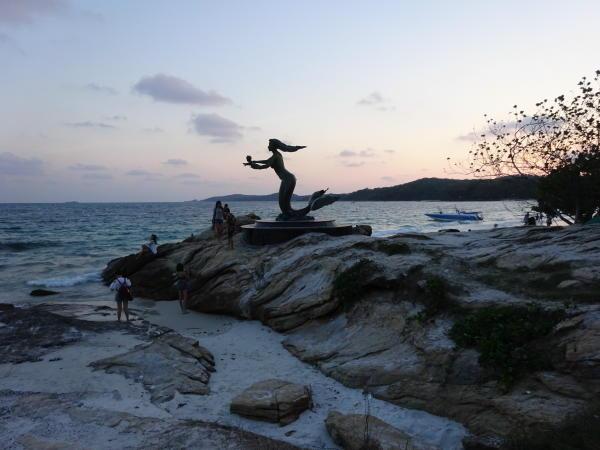 Meerjungfrau - Sai Kaew Beach - Ko Samet
