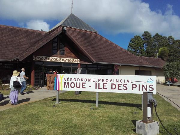 Île des Pins - Isle of Pines - Flughafen