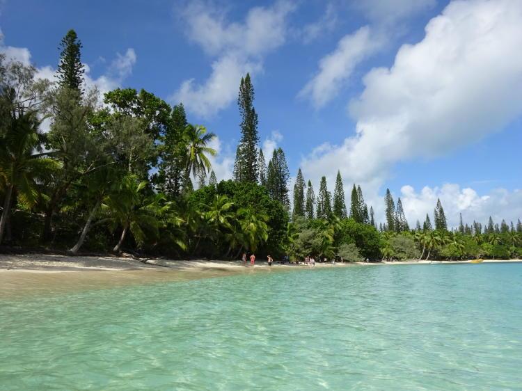 Baie de Kanuméra - Île des Pins - Isle of Pines