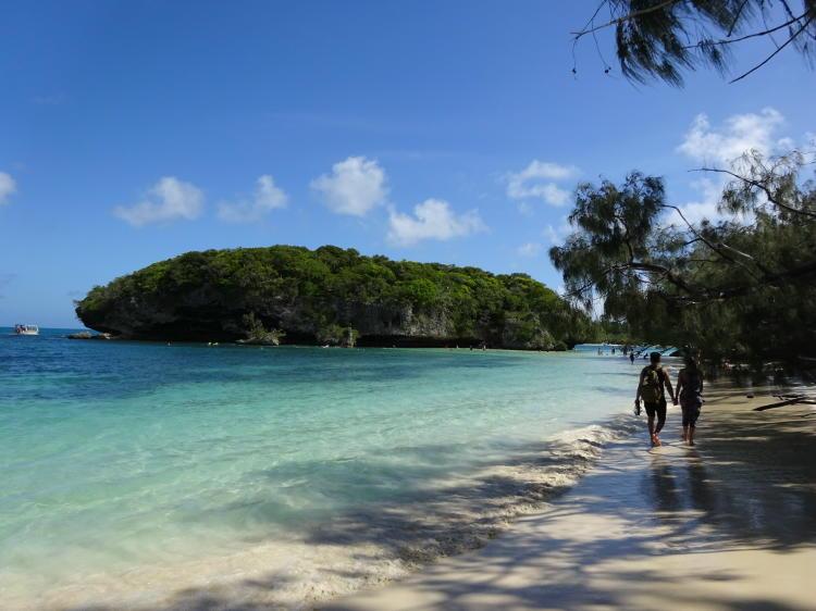 Baie de Kanuméra - Île des Pins