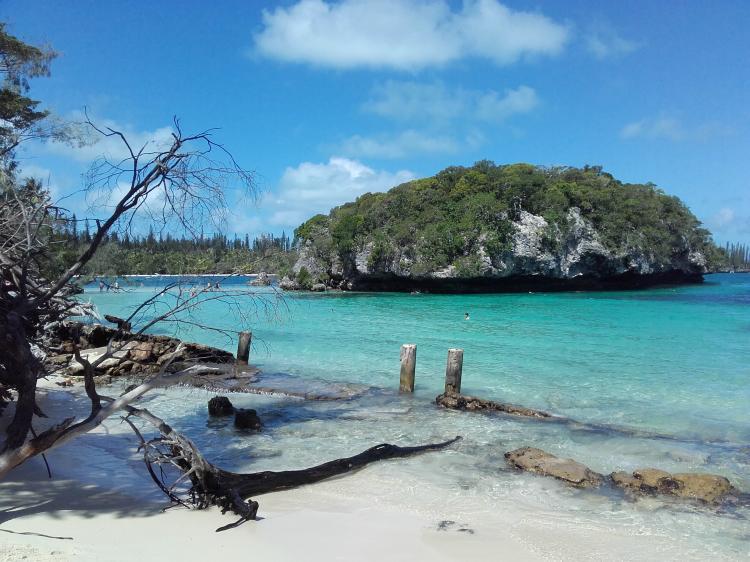 Baie de Kuto - Île des Pins