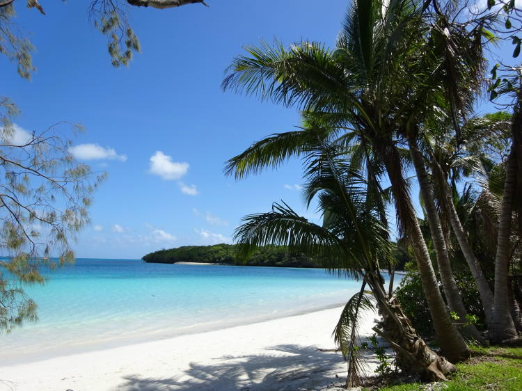 Baie de Kuto - Île des Pins - Isle of Pines