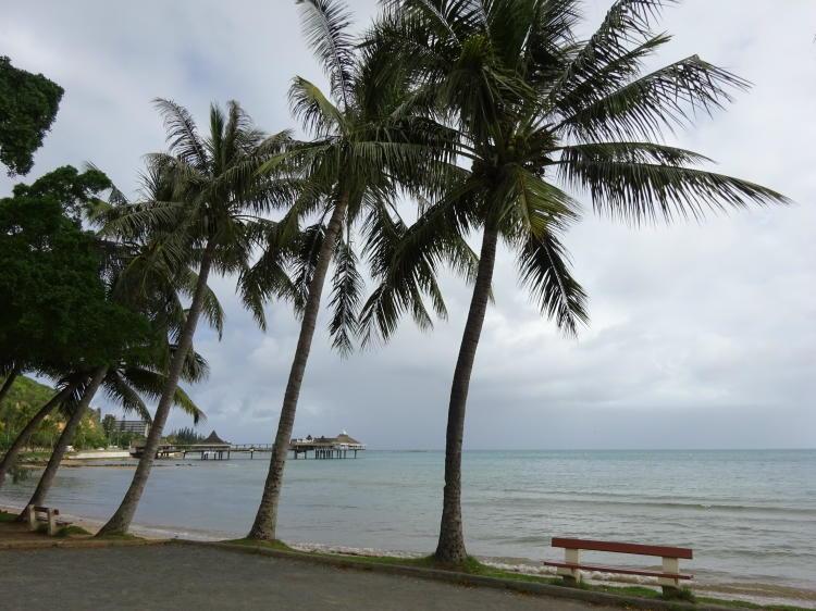 Plage de l'Anse Vata - Nouméa