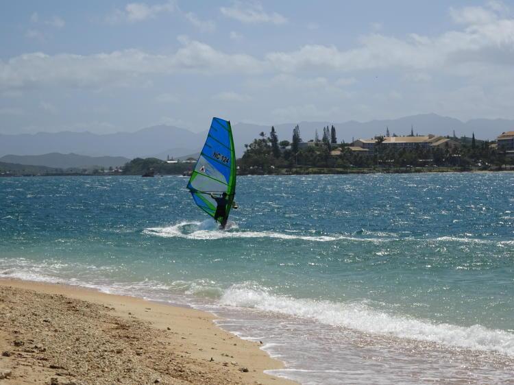 Surfer - Neukaledonien