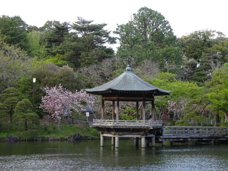 Naritasan Park - Narita