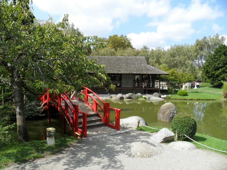 Japanischer Garten Toulouse