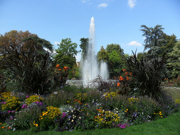 Park in Toulouse