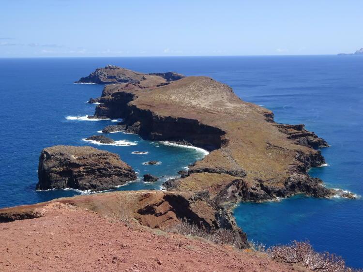 Ausblick vom Morro do Furado