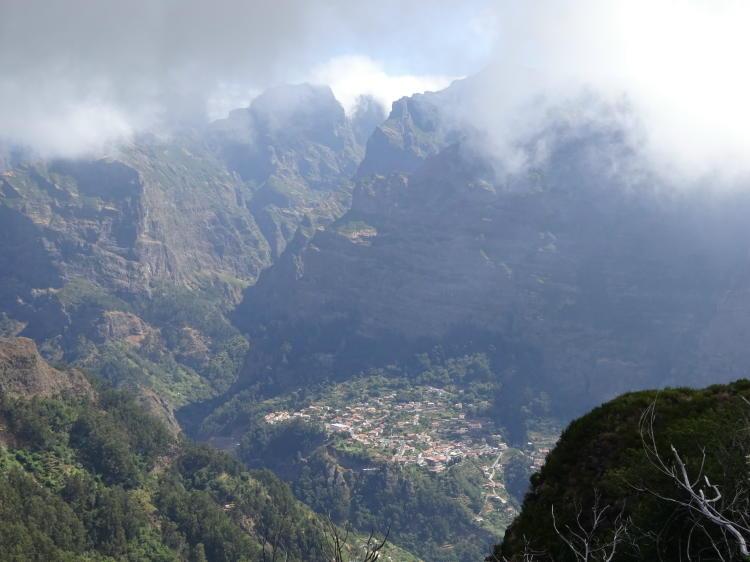 Blick vom Boca da Corrida