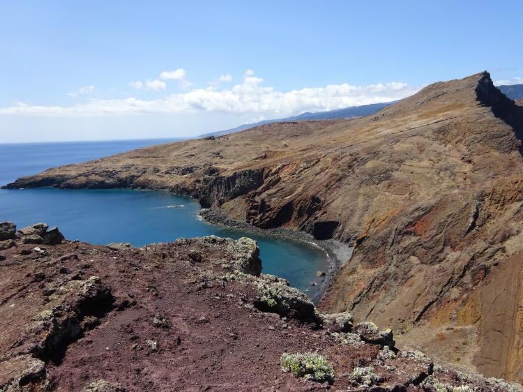 Wandern auf Madeira: Halbinsel Küstenwanderung São Lourenço