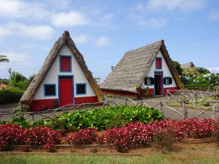 Casas de Colmo - Santana - Madeira