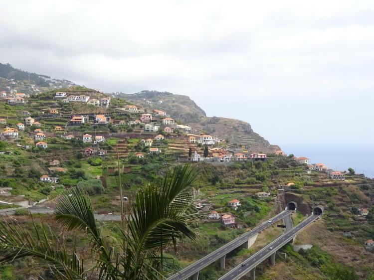 Fahrt zum Cabo Girão