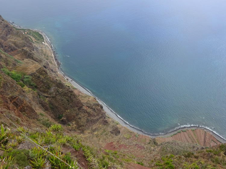 Steilklippe Cabo Girão