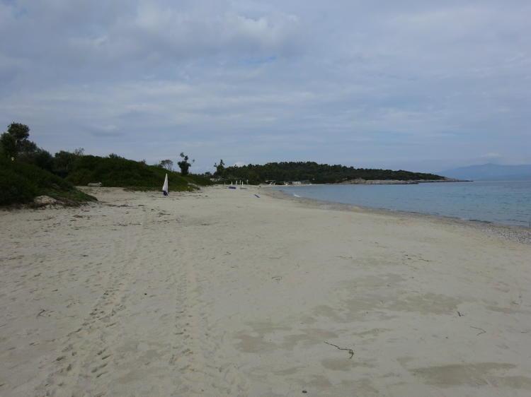Chroussou (Paliouri) Beach