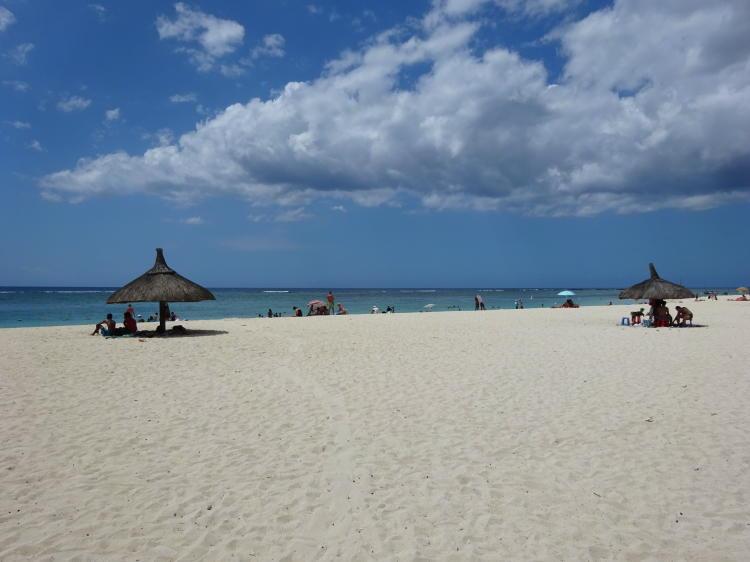 Strand von Flic en Flac