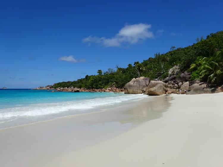 Anse Lazio - Praslin - Seychellen