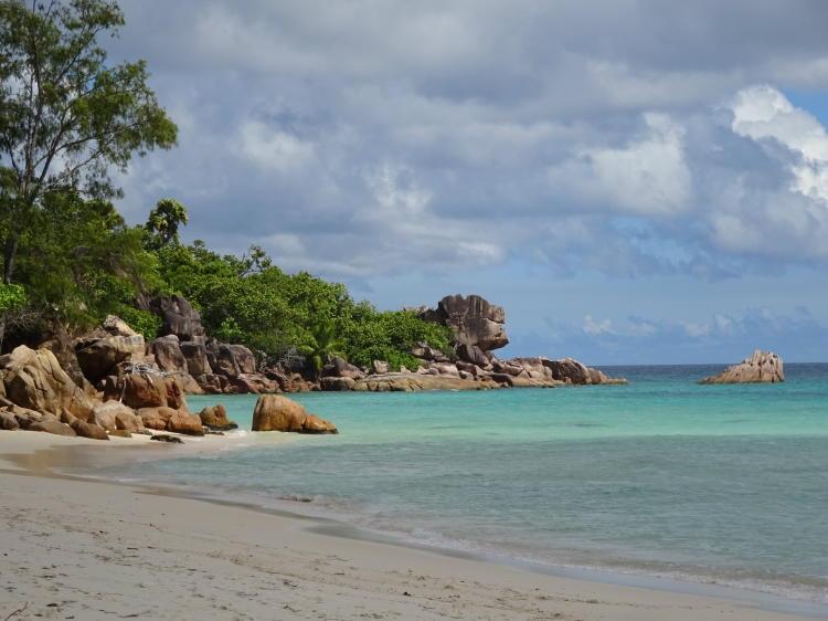 Anse St. José - Insel Curieuse