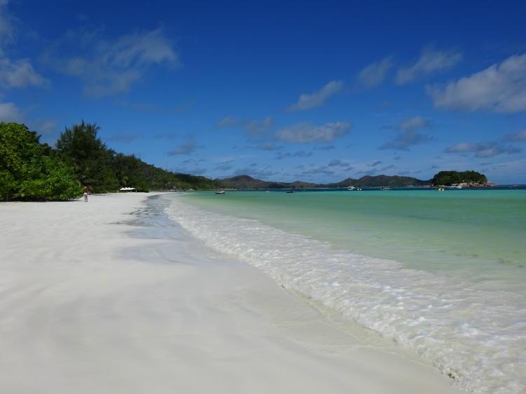 Côte d'Or - Praslin - Seychellen