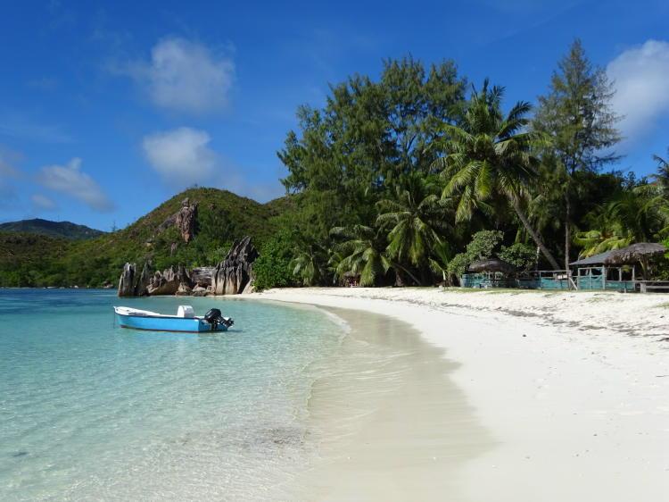 Laraie Baie - Insel Curieuse - Seychellen