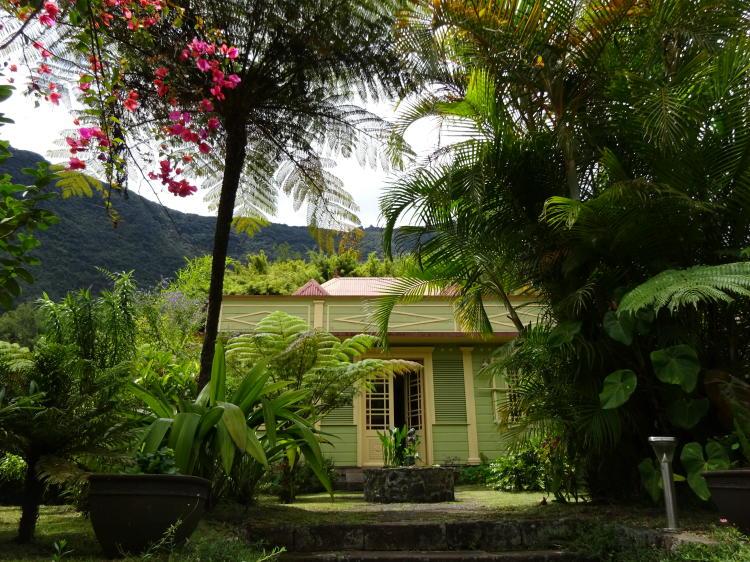 Kreolische Häuser Hell-Bourg