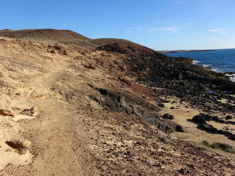 Küstenpfad Nordroute