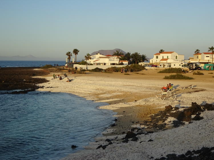Spaziergang - Corralejo - Fuerteventura