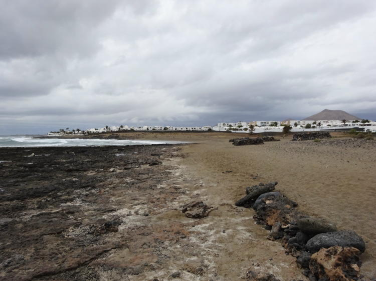 Spaziergang von Arrecife nach Puerto del Carmen