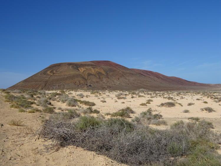 Vulkan - La Graciosa