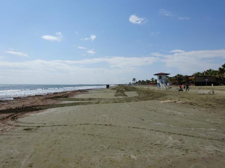 Mackenzie Beach - Zypern