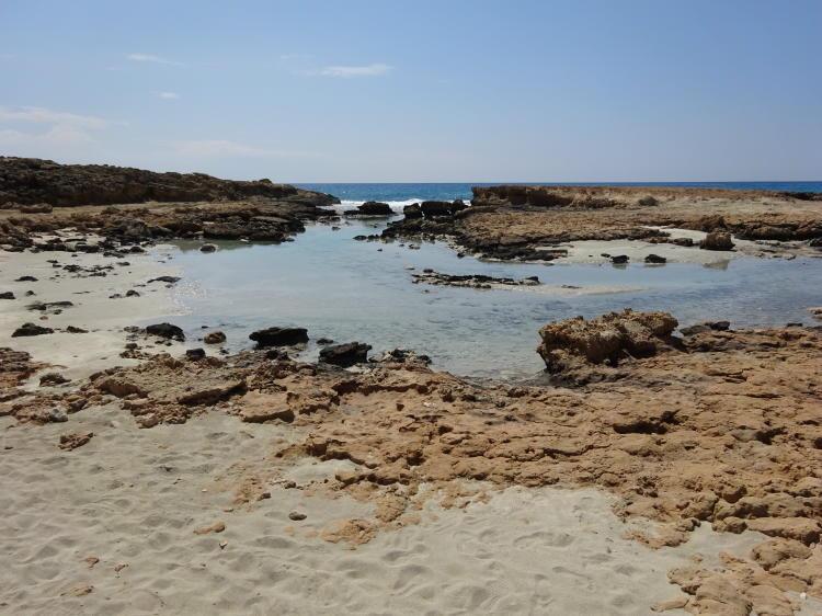 Wanderung Agia Napa zum Kap Greko