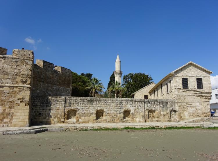 Türkisches Fort (Castle of Larnaka)