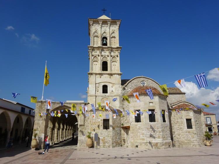 Lazarus-Kirche Larnaka (Agios Lazaros)