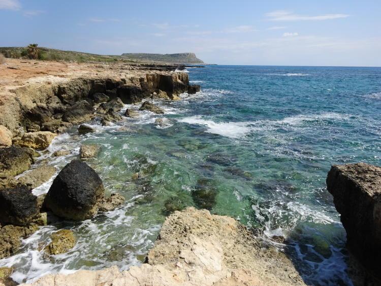 Zypern zu Fuß erkunden – Höhlen & Strände zwischen Agia Napa & Kap Greko