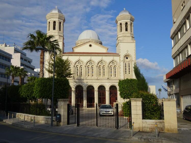 Ayia Napa Cathedral Limassol