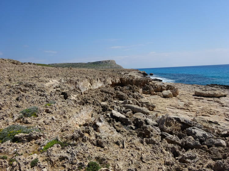 Wanderung zum Kap Greko