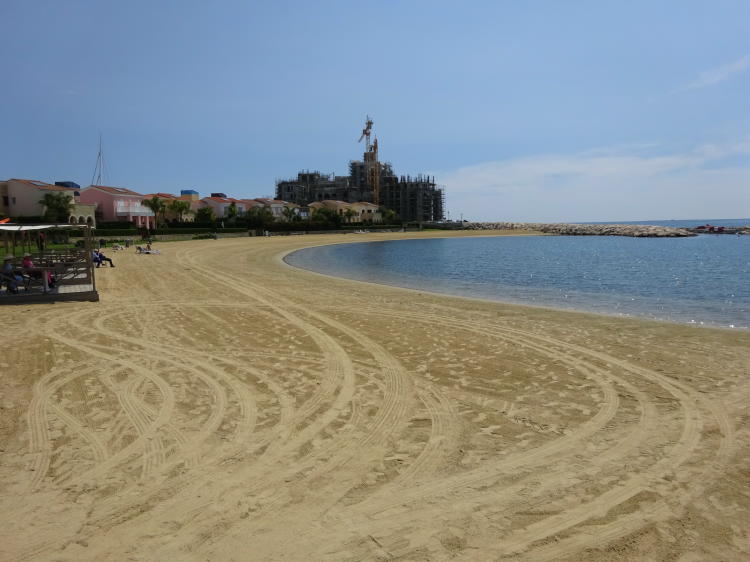 Neuer Strand - Limassol Marina