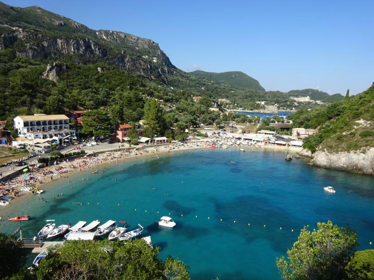Agios Spiridon Beach - Paleokastritsa