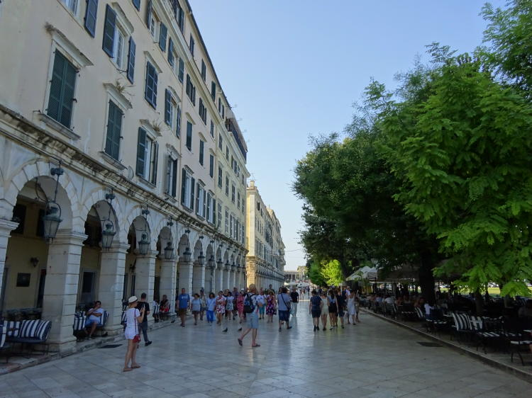 Altstadt Korfu (Kerkyra)