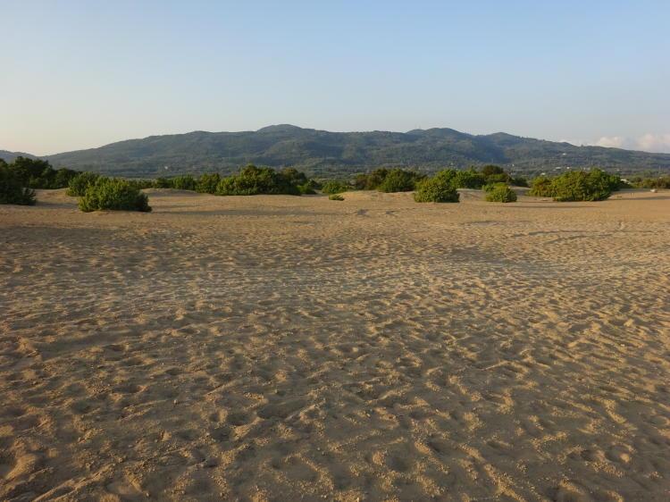 Dünen Issos Beach