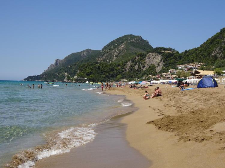 Glyfada - Korfu